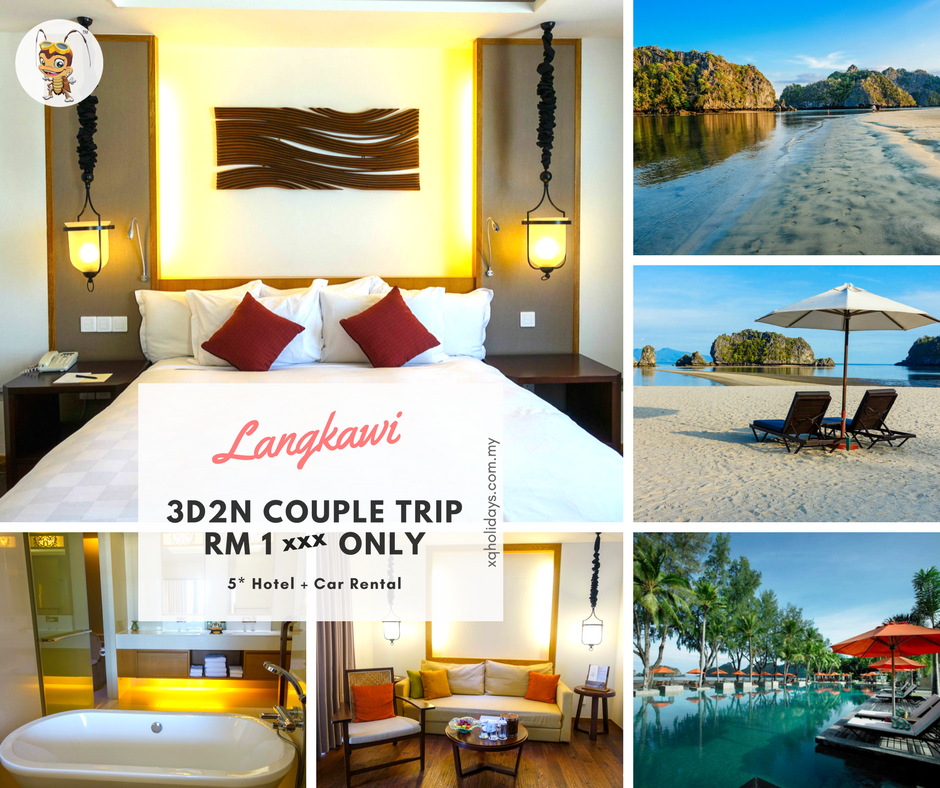 Langkawi 3D2N Combo Package #5 【RM1488】