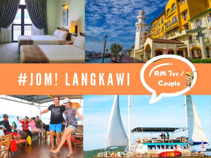 3d2n Sunset Cruise Resort World Langkawi Xq Holidays